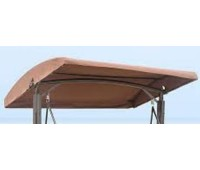 150cm x 125cm Replacement Canopy with Rounded Roof
