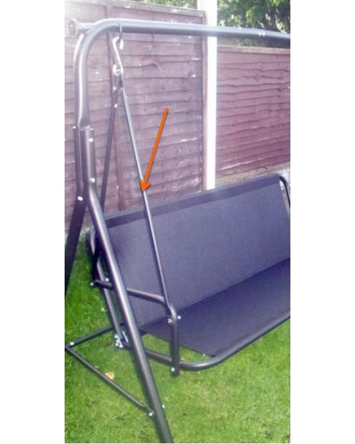 Swing Frame Replacement Hanging Poles (90cm)