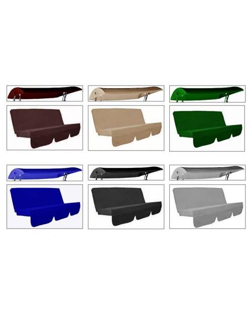 195cm x 125cm Canopy with 150cm Cushion Cover