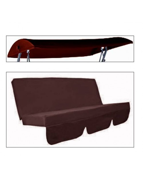 195cm x 125cm Canopy with 150cm Cushion Cover