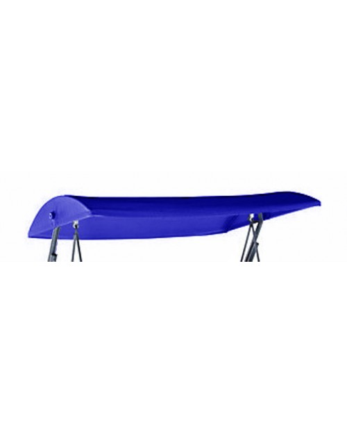 195cm x 125cm Replacement Canopy with Rounded Top Roof