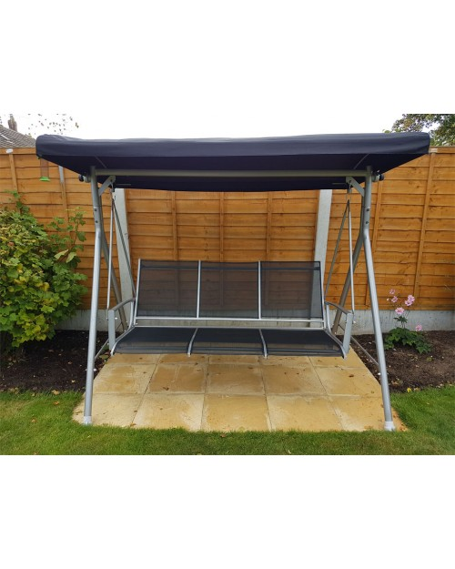 Argos Malibu 196cm x 124cm Replacement Canopy with Rounded Top Roof