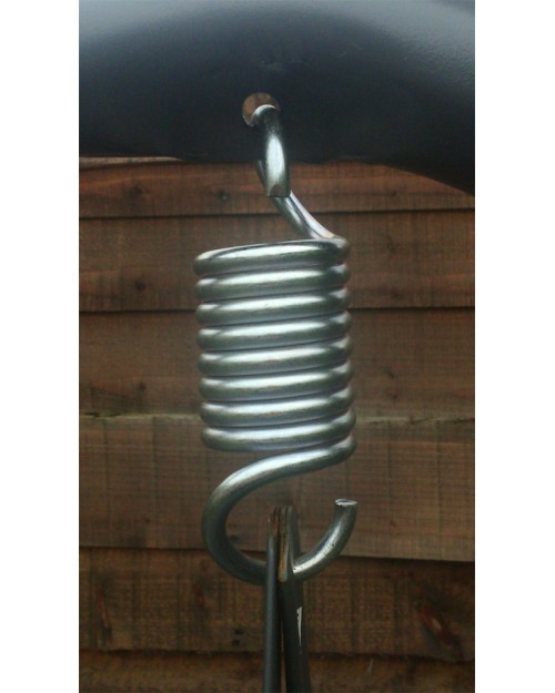 Strong Spring with  90 Degree Angle 12cm 8-Coil
