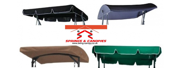 Canopy Banner 2  sc 1 th 137 & Replacement Swing Canopies for Garden Swings and Seats and Heavy ...