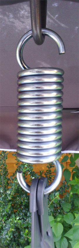 Click for Heavy Duty Springs