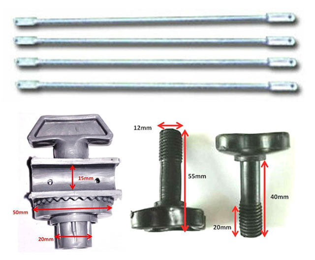Our Frame Fittings Category